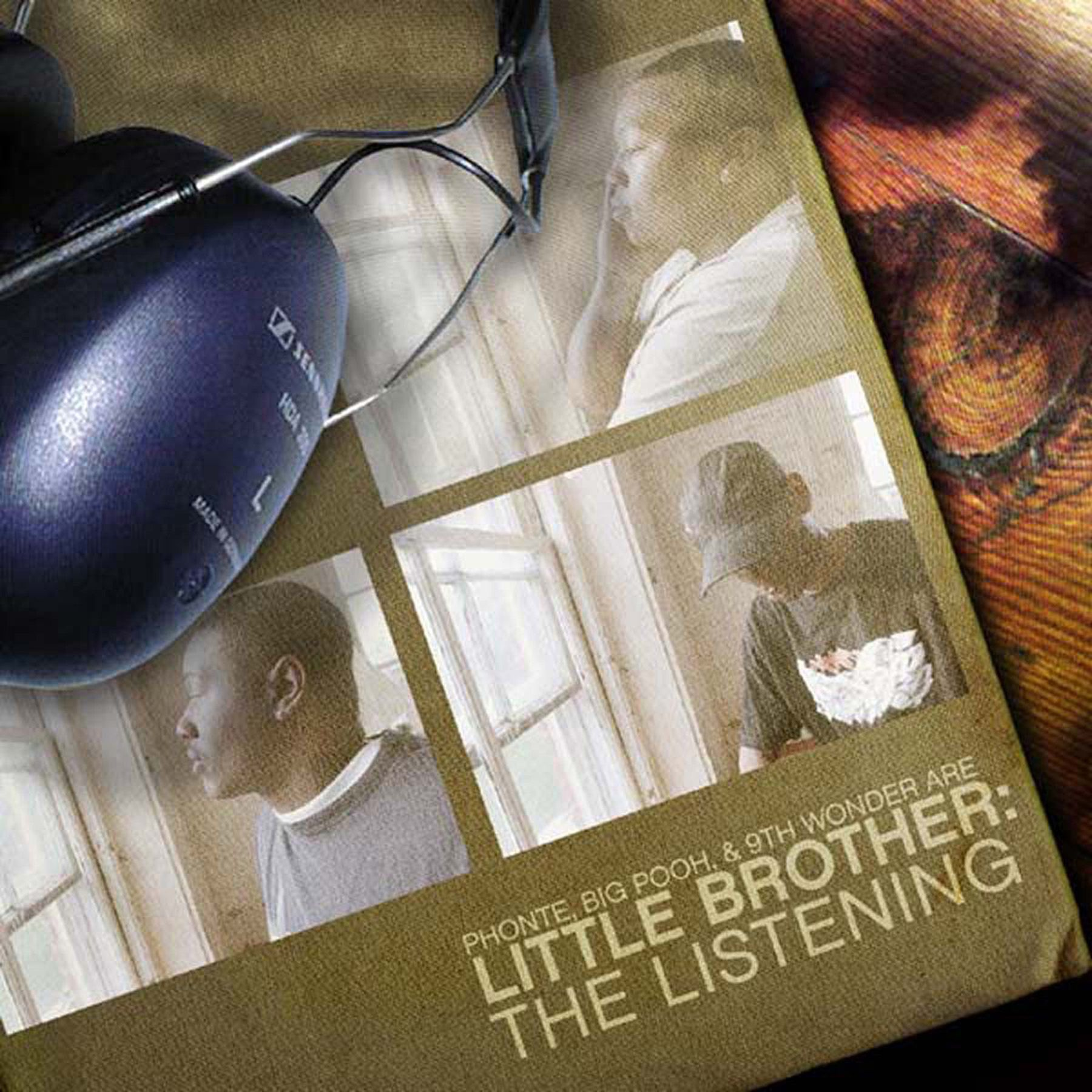 The Listening Cover